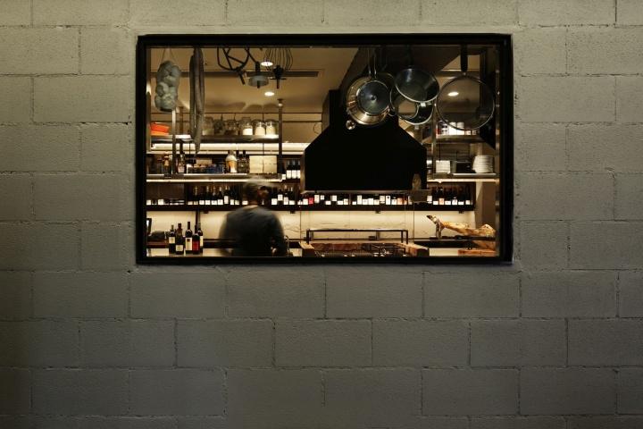 LB6 Wine Bar & Grill,酒吧设计,上海酒吧设计,烧烤吧设计,上海烧烤吧设计,餐饮设计,餐厅设计,红酒吧设计,工业风格餐厅设计,上海工业风格设计