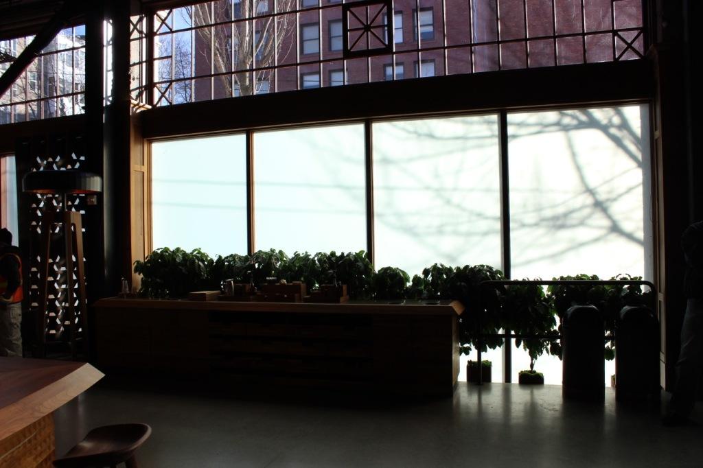 星巴克西雅图1500平米烘焙工厂店实拍,星巴克设计,星巴克咖啡设计,星巴克精品咖啡,星巴克风格设计,上海星巴克咖啡设计,咖啡馆设计,上海咖啡店设计,森治空间设计,MINGS设计工作室,MINGS设计
