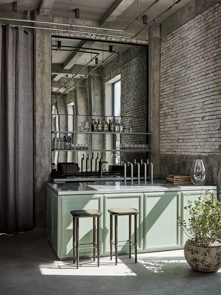 108餐厅,工业风格餐厅设计,上海餐饮设计,上海餐厅设计,水泥风格餐厅设计,水泥工业餐厅,上海工业风餐厅设计,钢筋混凝土餐厅