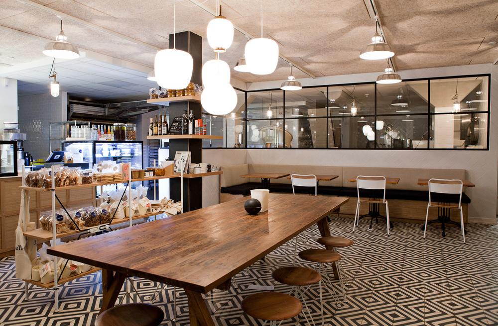Mirabelle 丹麦哥本哈根餐厅,上海北欧餐厅设计,咖啡馆设计,面包店设计,餐厅设计,餐饮设计,北欧设计,北欧咖啡馆设计,北欧餐饮设计,简洁的餐厅设计,Boreal Europe style restaurant-10