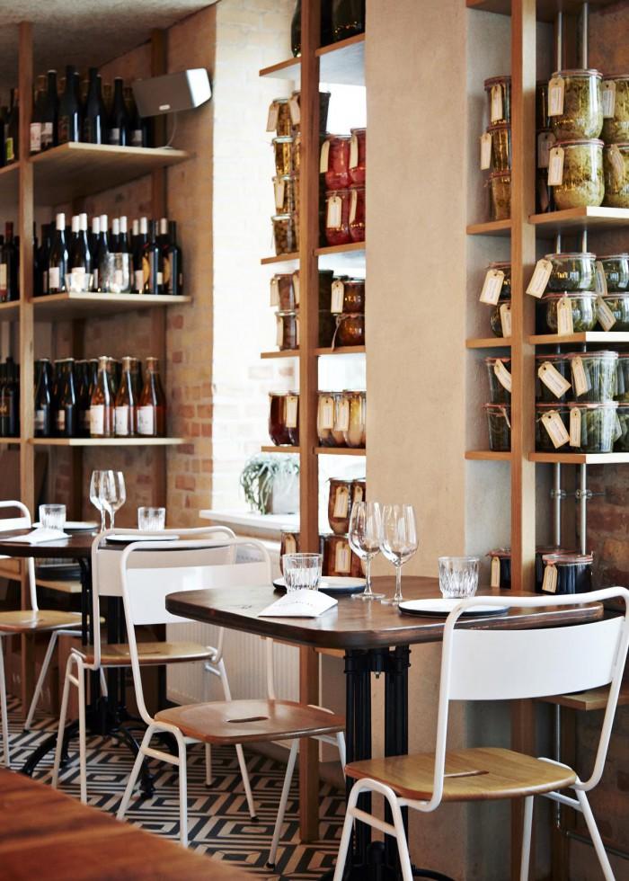 Mirabelle 丹麦哥本哈根餐厅,上海北欧餐厅设计,咖啡馆设计,面包店设计,餐厅设计,餐饮设计,北欧设计,北欧咖啡馆设计,北欧餐饮设计,简洁的餐厅设计,Boreal Europe style restaurant-15