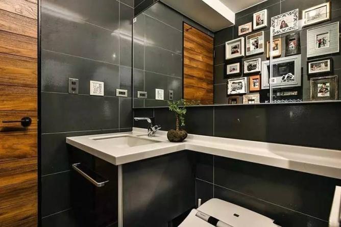 LOFT小户型工业风粗犷木质公寓,上海室内设计,工业风格室内设计,小户型LOFT室内设计,LOFT室内设计,小户型室内设计,工业风格设计,粗犷公寓设计,工业风格公寓设计,Industrial style apartment-13