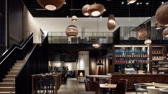 Motel One Munich – Campus Restaurant,上海餐厅设计,酒店餐厅设计,上海餐饮设计,上海红酒吧设计,上海酒店红酒吧设计,