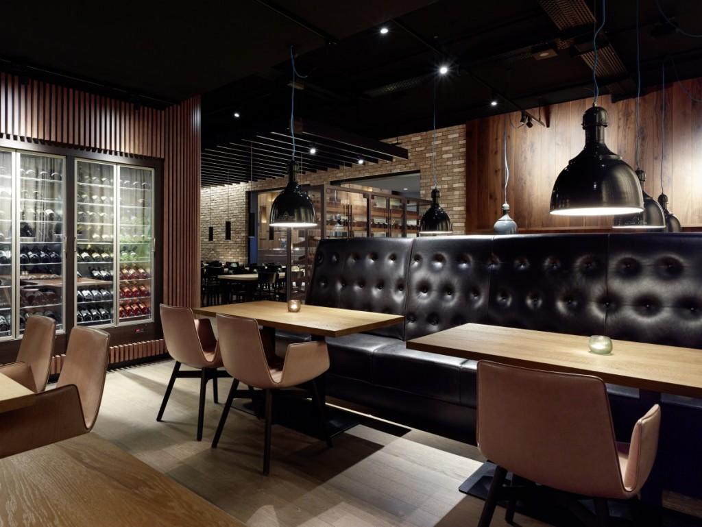 Motel One Munich – Campus Restaurant,上海餐厅设计,酒店餐厅设计,上海餐饮设计,上海红酒吧设计,上海酒店红酒吧设计,Motel One Munich-Campus Restaurant-6