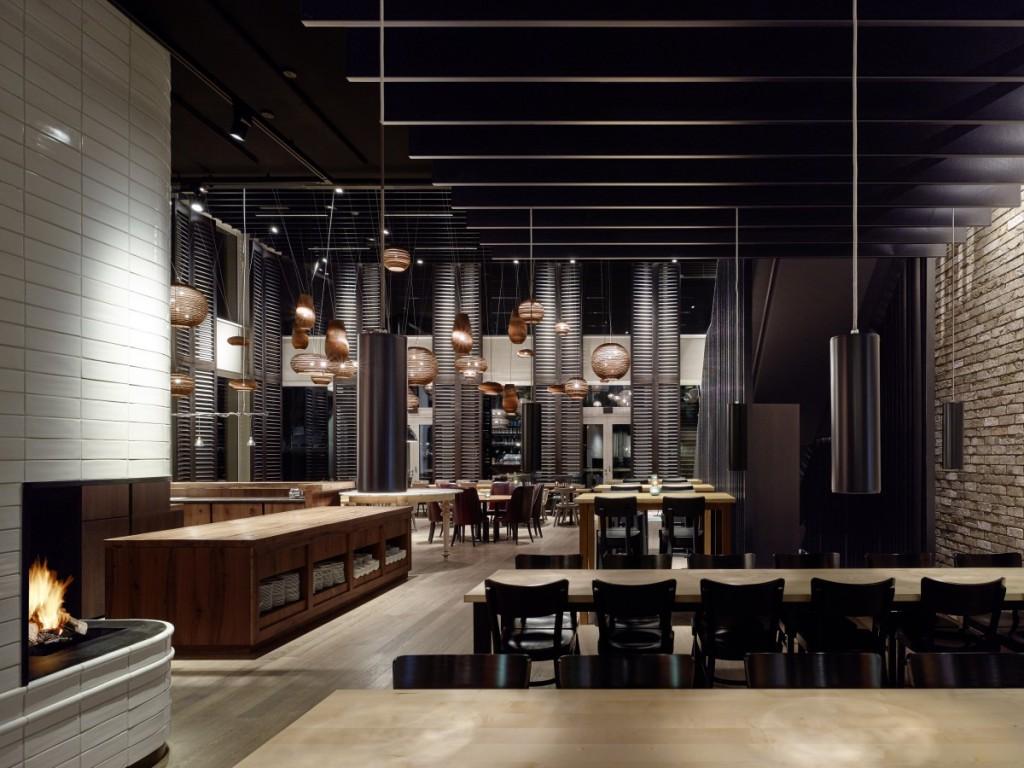 Motel One Munich – Campus Restaurant,上海餐厅设计,酒店餐厅设计,上海餐饮设计,上海红酒吧设计,上海酒店红酒吧设计,Motel One Munich-Campus Restaurant-7