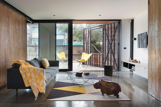 墨尔本Stonewood住宅,上海住宅设计,北欧风格室内设计,室内设计,住宅设计,北欧风格住宅设计,工业风格室内设计,工业风格住宅设计,Stonewood-1