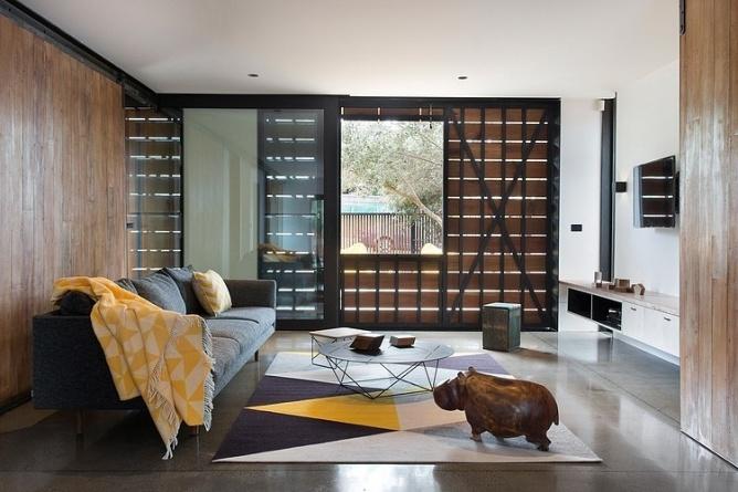 墨尔本Stonewood住宅,上海住宅设计,北欧风格室内设计,室内设计,住宅设计,北欧风格住宅设计,工业风格室内设计,工业风格住宅设计,Stonewood-2