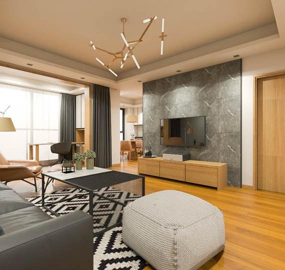 室内设计,住宅设计,私宅设计,上海室内设计,上海北欧住宅设计,上海台式风格室内设计