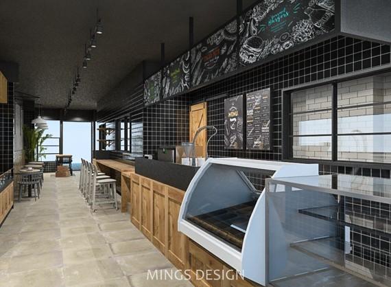 天物空间,咖啡餐厅,面包咖啡店,天物空间面包房,天物空间咖啡馆,天物空间餐厅,上海咖啡餐厅设计,上海餐厅设计,上海网红咖啡餐厅