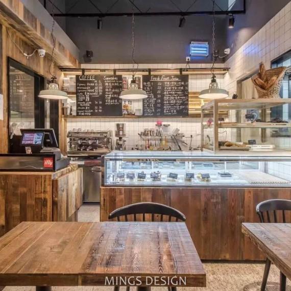LESOLEIL 面包咖啡店,蛋糕店,上海浦东新区面包蛋糕咖啡店设计,上海面包店设计,上海咖啡店设计,上海蛋糕店设计,性冷淡风格设计,北欧风格设计