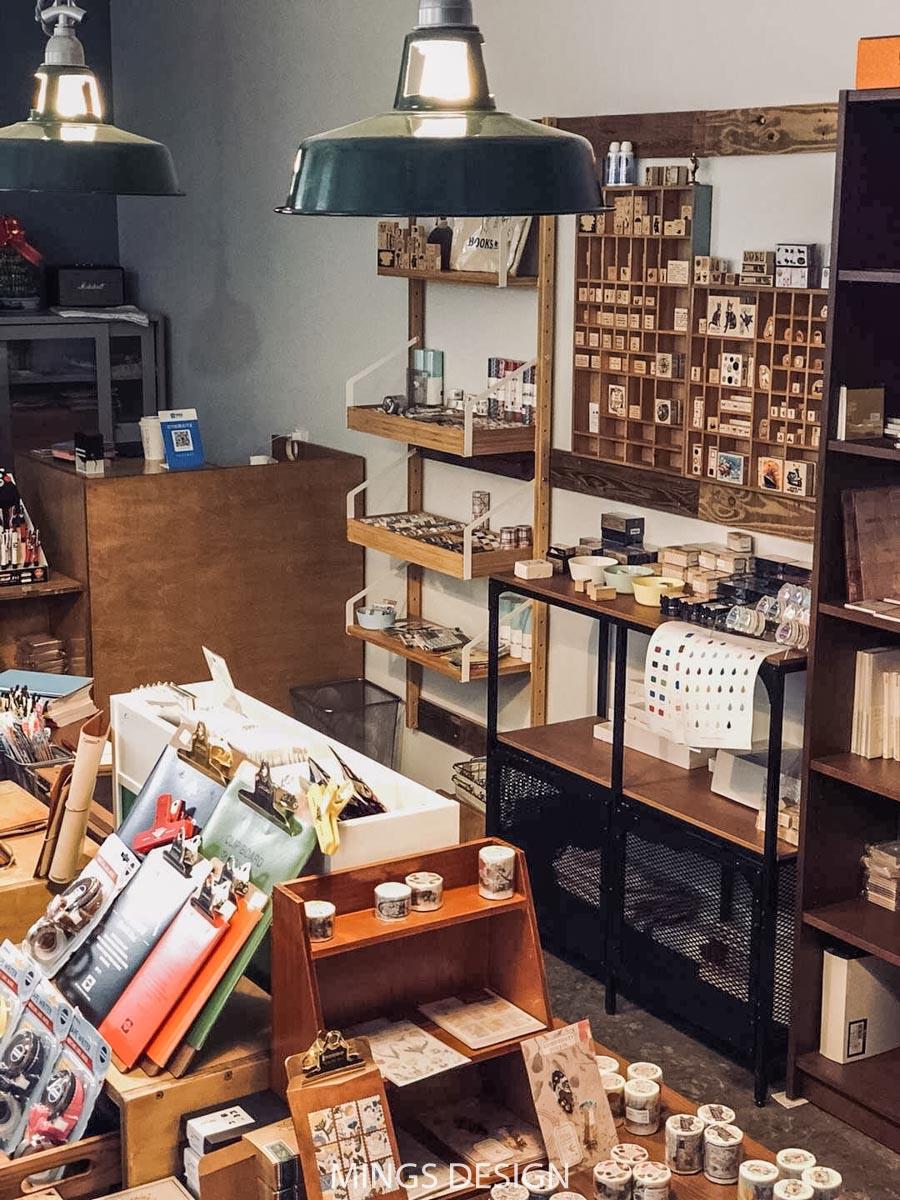 ZAKKA STORE,杂货店设计,文具店设计,上海商业空间设计,上海买手店设计,上海小店面设计